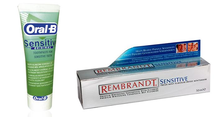 Рейтинг зубной пасты для чувствительных зубов лучше